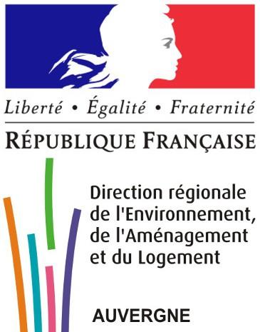 Direction R�gionale de l'Environnement, de l'Am�nagement et du Logement de l'Auvergne